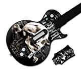 Zing Revolution MS-NECR10026 Guitar Hero Les Paul- Xbox 360 and PS3- Necrophagist- Seven Skin