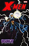 img - for X-Men: The Complete Onslaught Epic, Book 3 book / textbook / text book