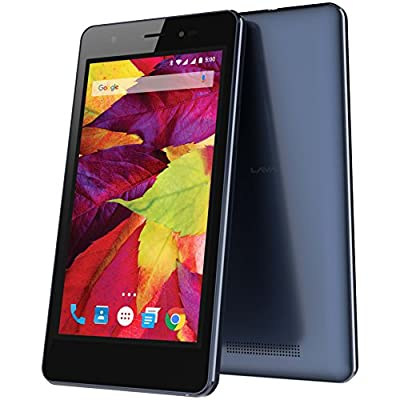 Lava P7 (Blue-Black)