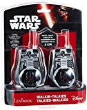 Star Wars - Walkie-talkie, color negro (Lexibook TW35SW)