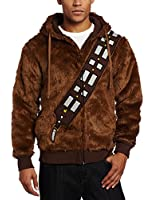 Ya-cos Star Wars Chewie Chewbacca Fur Casual Jacket Costume