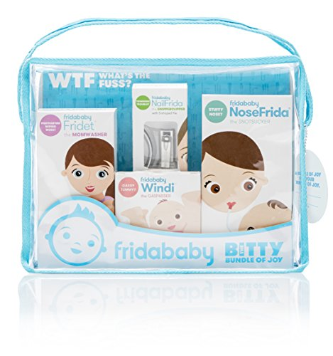 FridaBaby Bitty Bundle of Joy Fuss-Busting Starter Kit (New Mom Starter Kit compare prices)
