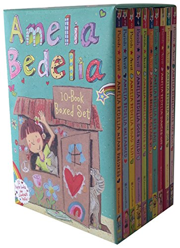 <b>Amelia Bedelia Chapter Book 10-Book Box Set</b>