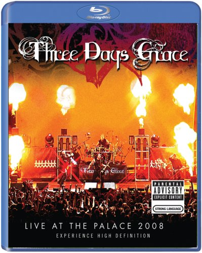 Live At The Palace / Three Days Grace (2008)