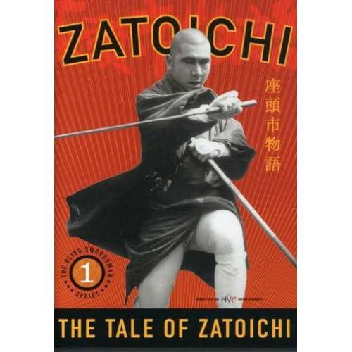 Повесть о Дзатоити / Zat&#244ichi monogatari Zat&#244ichi 1 / The Tale of Zatoichi (Кендзи Мисуми / Kenji Misumi ) [1962 г., историческийбоевик, DVD5]
