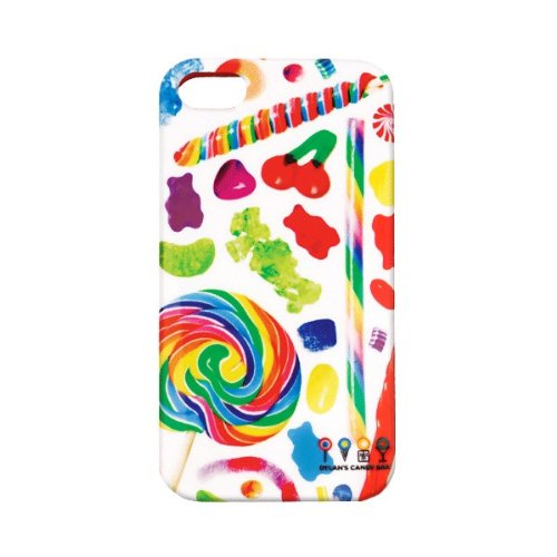 Dylan's Candy Bar iPhone 4/4S Cover - Candyspill