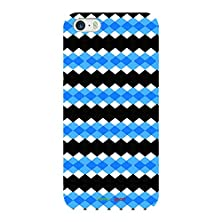 buy Homesogood Mixing The Cubes Multicolor 3D Mobile Case For Iphone 5 / 5S (Back Cover)