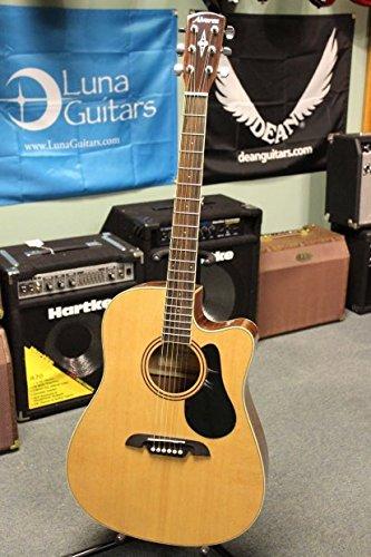 Alvarez Regent Rd26Ce Acoustic Electric Guitar Dreadnought W/Free Gig Bag