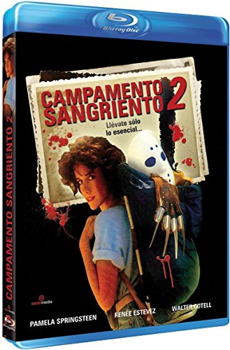 Campamento Sangriento 2 (Sleepaway Camp Ii: Unhappy Campers) [Non-usa Format: Pal, Region B -Import- Spain] (Sleepaway Camp Ii compare prices)