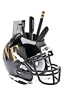 Buy NCAA Wake Forest Demon Deacons Helmet Desk Caddy by Schutt