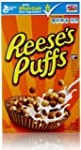 Reeses Puffs Cereal, Peanut Butter, 2...