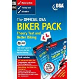 The Official DSA Biker Pack - Theory Test CD-ROM and Better Biking DVD (Valid until 2011)by TSO