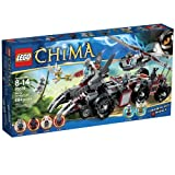 Sports & Outdoors - LEGO Chima 70009 Worriz Combat Lair $65.99