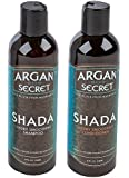 Argan Secret Shada Combination pack of Sulphate Free Shampoo 236ml and Luxury Smoothing Conditioner 236ml