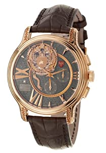 Zenith Academy Last Tsar Tourbillon Chronograph Men's Watch 18-1260-4005-72-C504 by Zenith