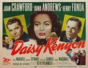 Daisy Kenyon - Movie Poster - 11 x 17