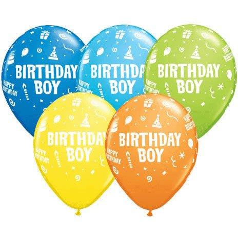 "11"" Birthday Boy Around"