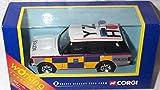Corgi collection metropolitan police range rover 1.36 scale diecast model