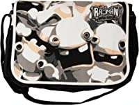 "Raymond Raving Rabbids ""Pile"" Messenger Bag - In Your Face! by NECA"