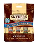 Snyder's of Hanover 100 Calorie Packs...