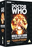 Doctor Who: Bred for War - The Sontaran Collection (The Time Warrior / The Sontaran Experiment / The Invasion of Time / The Two Doctors) [DVD] [1973]