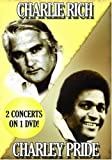 Charlie Rich And Charley Pride - Head To Head [DVD]