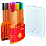 Stabilo point88 Colorparade Desk Set Containing 20 Coloursby Stabilo