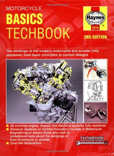 Motorcycle Basics Techbook (Haynes Techbooks)