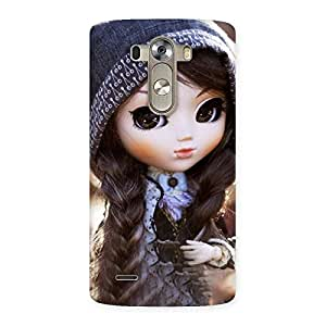 cute-dolls-pics-6 Back Case Cover for LG G3
