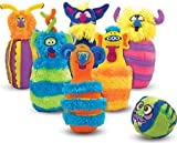 Melissa & Doug Childrens Monster Bowling