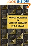 Angular Momentum in Quantum Mechanics...