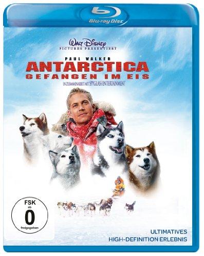 Antarctica - Gefangen im Eis [Blu-ray]