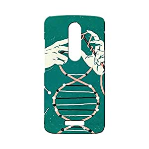 G-STAR Designer Printed Back case cover for Motorola Moto X3 (3rd Generation) - G1268