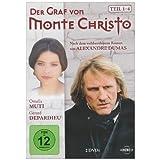 """Der Graf von Monte Christo - Teil 1-4 [2 DVDs]von """"G�rard Depardieu"""""""