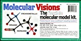 img - for Molecular Visions: The Flexible Molecular Model Kit book / textbook / text book