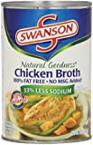 Swanson Natural Goodness Chicken Broth - 14 oz