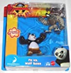 Kung Fu Panda 2 Actionfiguren - Po vs...