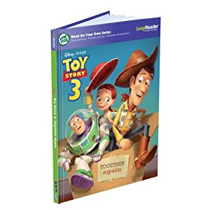 LeapFrog LeapReader Book: Disney-Pixar Toy Story 3 Together Again (Works with Tag)
