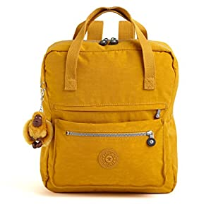 Kipling Salee (One Size, Ochre Yellow)