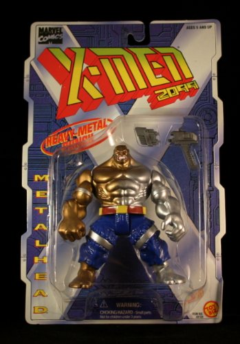 METALHEAD with Heavy-Metal Punch X-MEN 2099 Marvel Comics Action Figure - 1