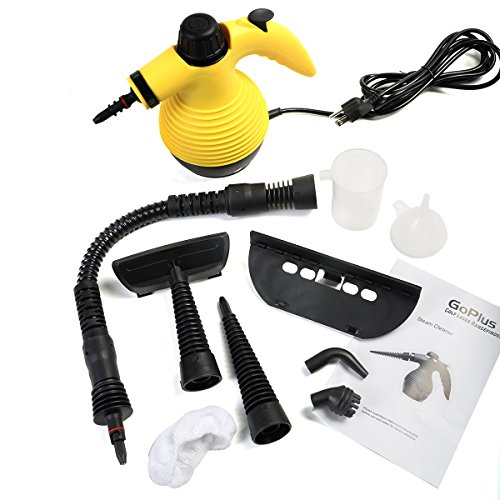 New Multifunction Portable Steamer Household Steam Cleaner 1050W W/Attachments (Steam Mop Ladybug compare prices)