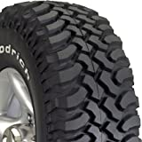 BFGoodrich Mud Terrain KM Off-Road Tire - 255/75R17 111Q