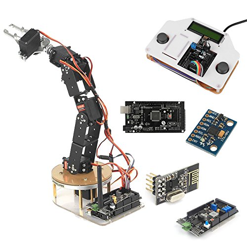Arduino robotic arm storeiadore