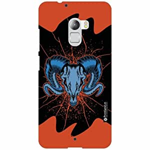 Lenovo K4 Note Back Cover - Silicon Zodiac Designer Cases