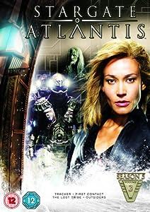 Stargate Atlantis - Season 5 Vol.3 [DVD]