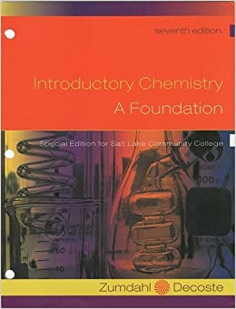Introductory chemistry a foundation 7th edition pdf