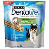 Purina DentaLife Daily Oral Care Small/Medium Dog Treats, 28.5 Ounce Pouch, Pack of 1