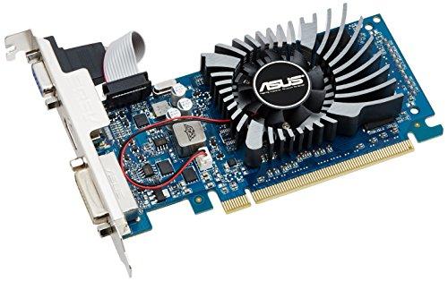Asus 90-C1CSC2-L0UANAYZ NVIDIA GeForce GT610 Grafikkarte (PCI-e, 1GB GDDR3 Speicher, VGA 1 GPU)