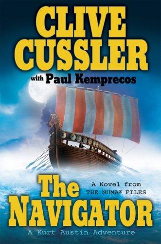 The Navigator (The Numa Files), CLIVE CUSSLER, PAUL KEMPRECOS