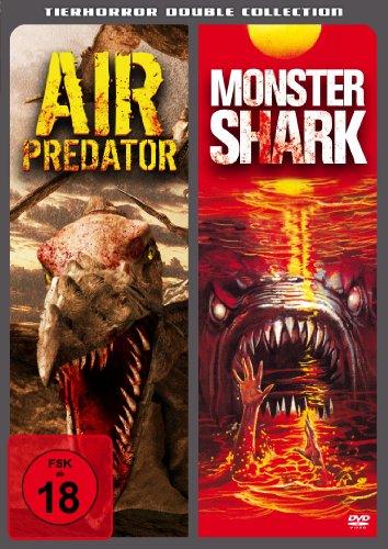Air Predator / Monster Shark - Tierhorror Double Collection [2 DVDs]